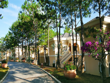 Da Lat Edensee Lake Resort